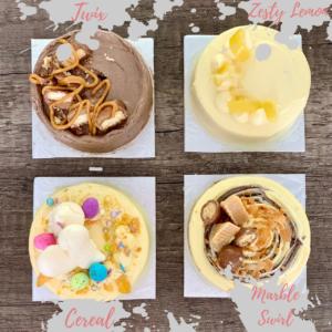 Mini Cakes Box